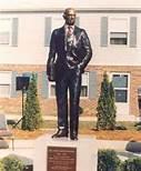 Dr. Carter Woodson Statue